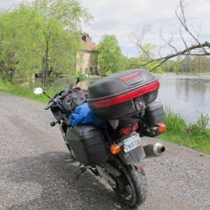 solo motorcycle travel