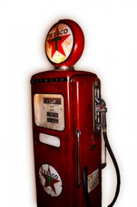 fuel warning light