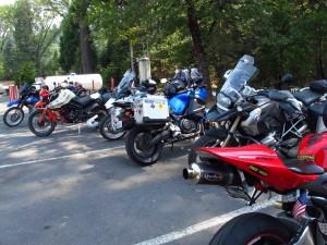 CCLTAR Bike Stop Sm