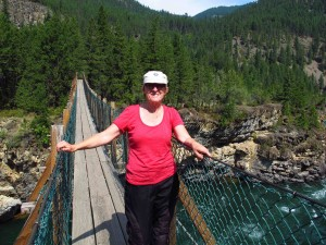 aMe on swingbridge sm