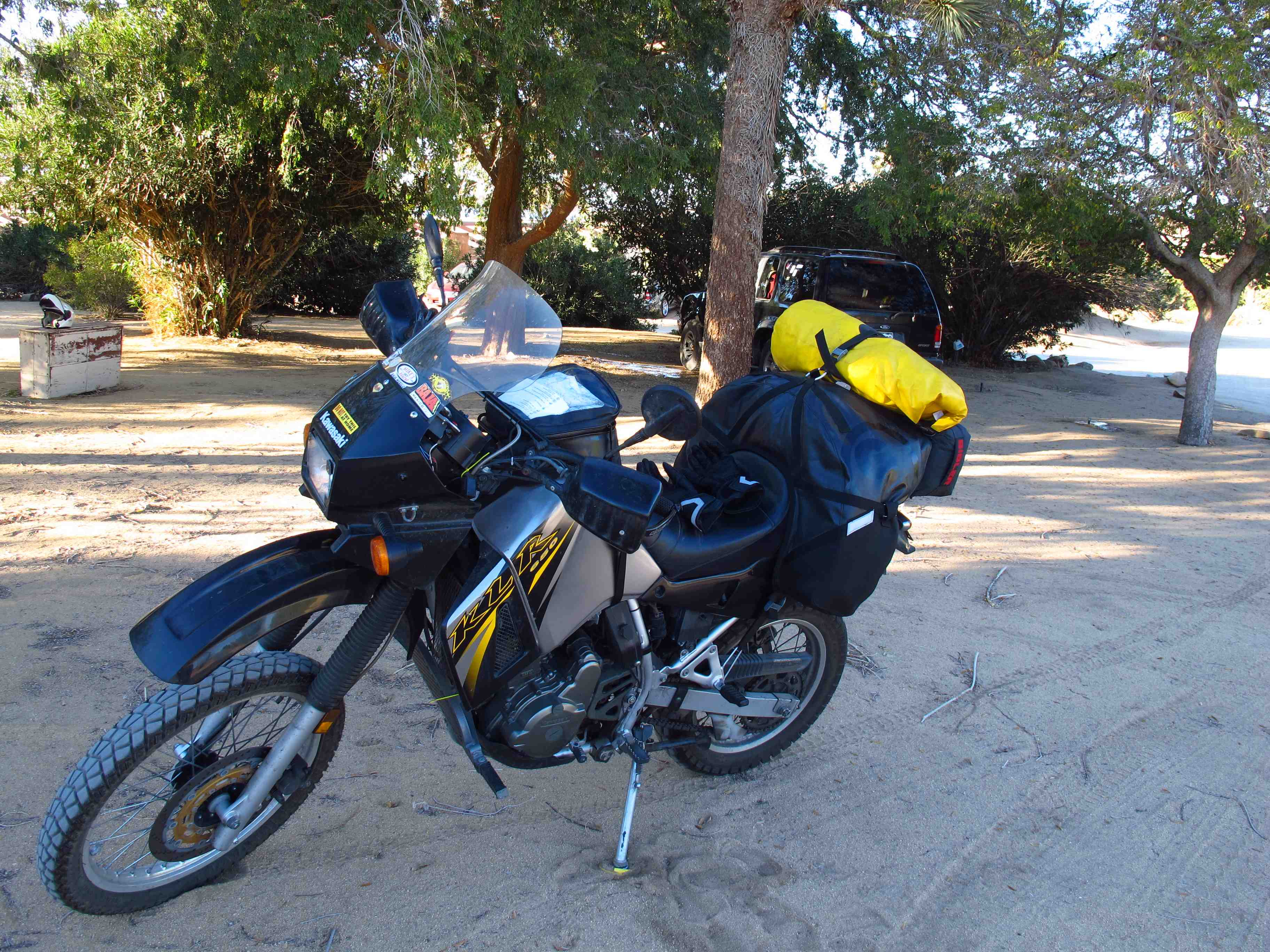 16 Riders on How to Get Started with Motorcycle Camping