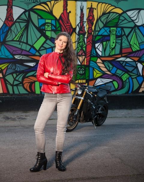 Ana Biker_Graffiti CROPPED2