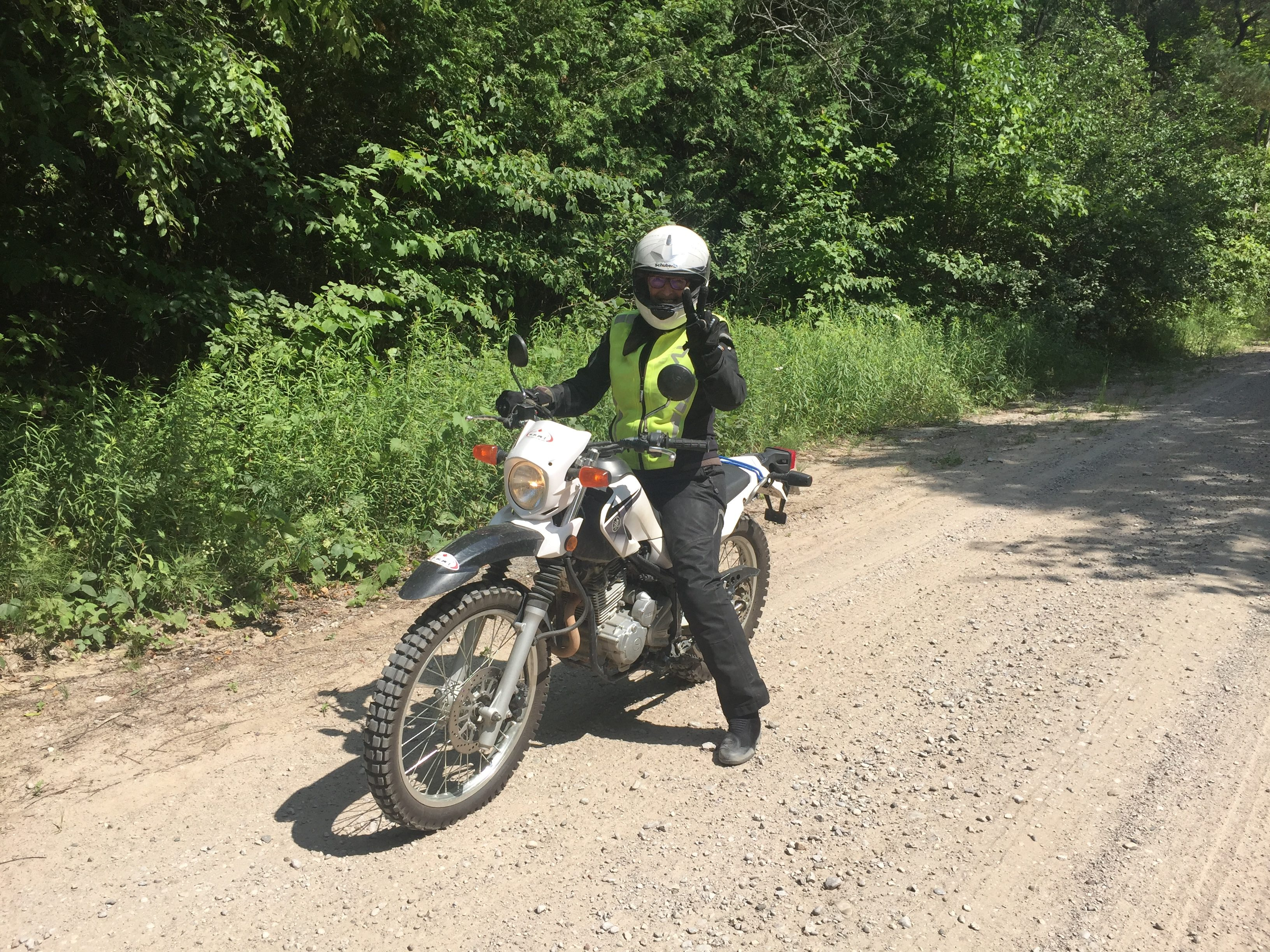 Finding Strength and Serenity on Gravel Roads